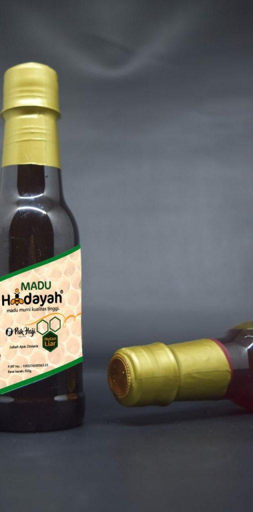 Madu Hidayah Pak Haji