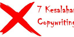 7 Kesalahan Copywriting