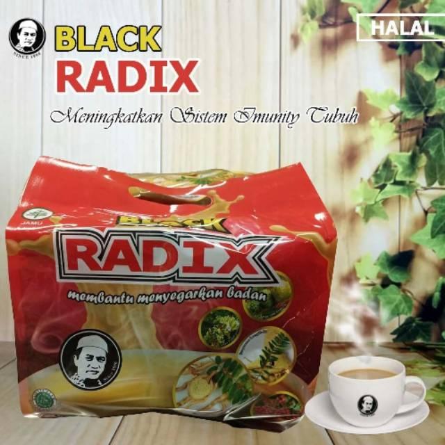 Black-RADIX Pak Haji