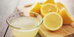 Detoks dengan Lemon