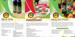 Brosur IMS - RADIX Goat - Healthy Food kecil