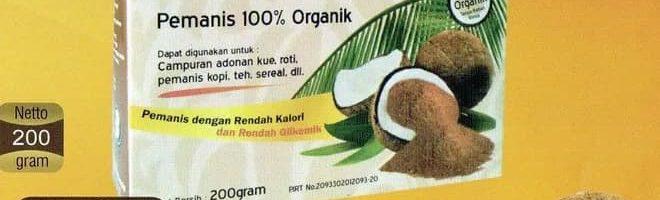 Gula Kelapa Organik Pak Haji