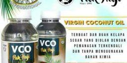 Minyak VCO Pak Haji