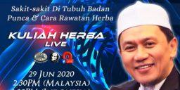 Kuliah Tuan Haji 29 Juni 2020