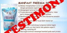 Testimoni Freesia