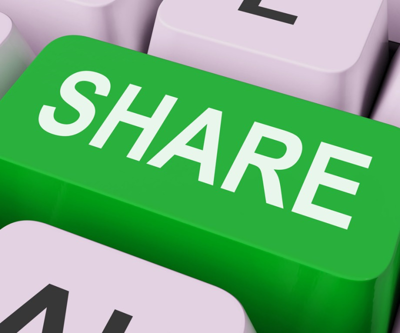Share yang mudah