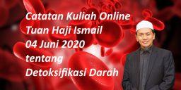 Catatan Kuliah Online Detoksifikasi Darah