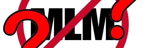 Saya tidak Suka MLM