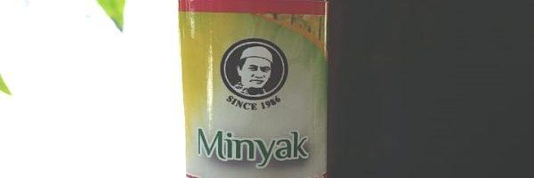 Minyak Penawar Rimba Pak Haji