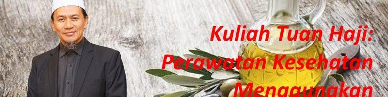 Perawatan Kesehatan menggunakan Minyak Zaitun