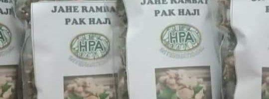 Jahe Rambat Pak Haji