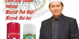 Kuliah Tuan Haji ttg MPH