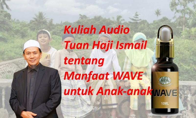 Manfaat WAVE untuk Anak-anak