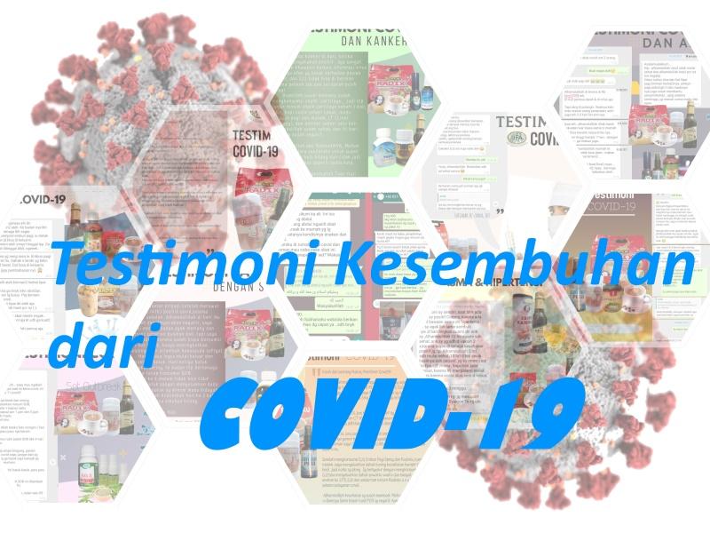 Testimoni Kesembuhan COVID-19