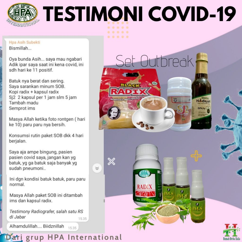 Testimoni COVID-19